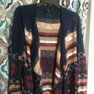 New Direction fall cardigan